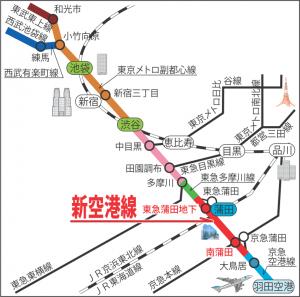 新空港線路線図(新)